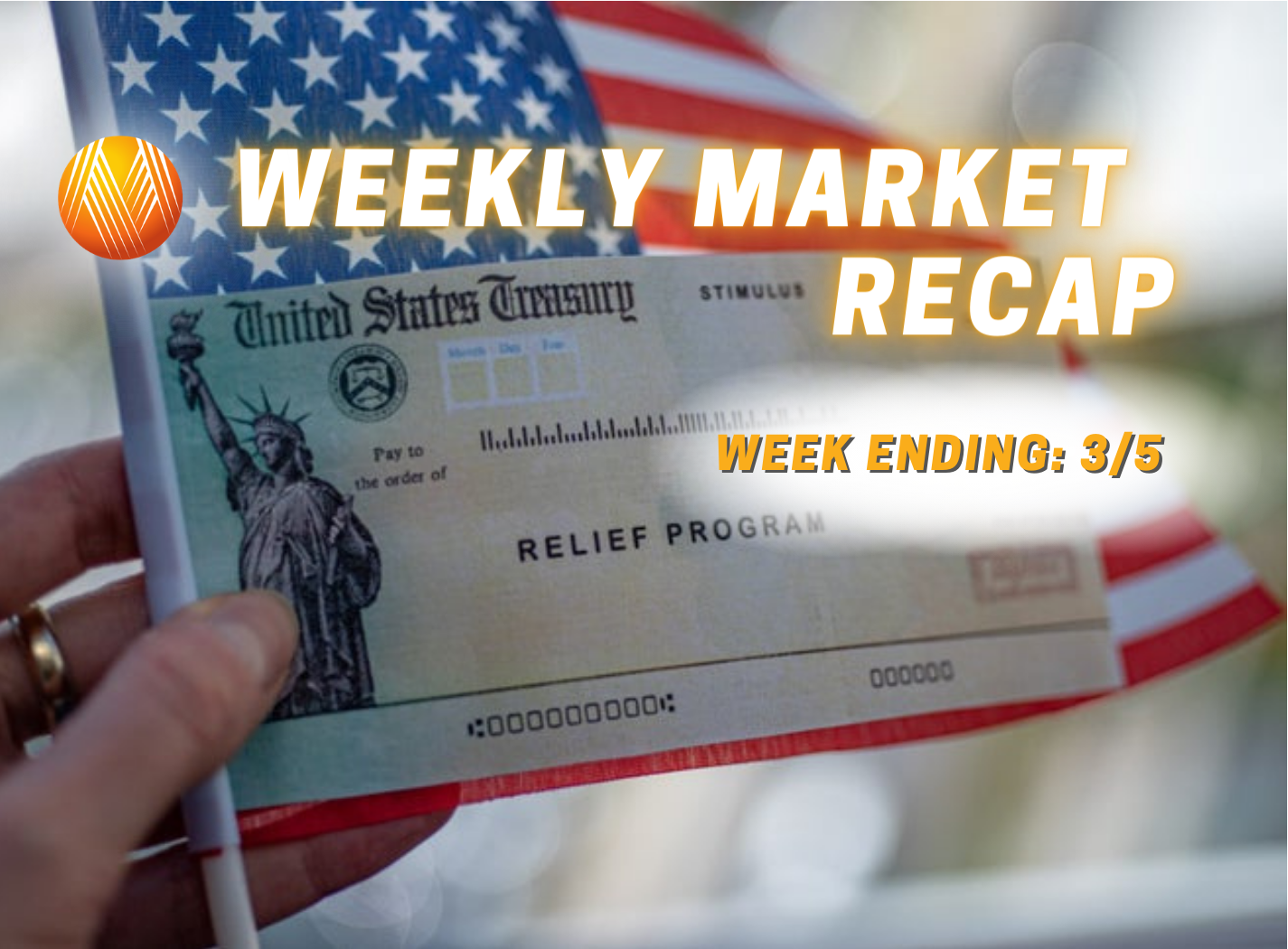 Markets Mixed in Choppy Week; Bonds Continue Their Descent Thumbnail