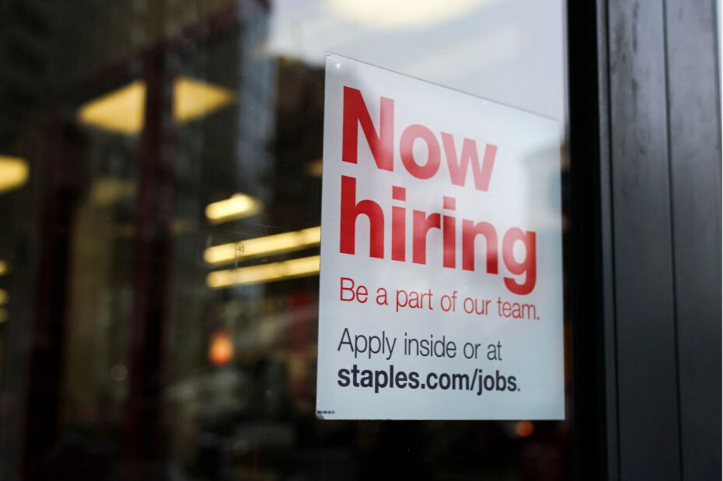 US unemployment drops from 14.7% to 13.3% with 2.5 million jobs restored in May Thumbnail