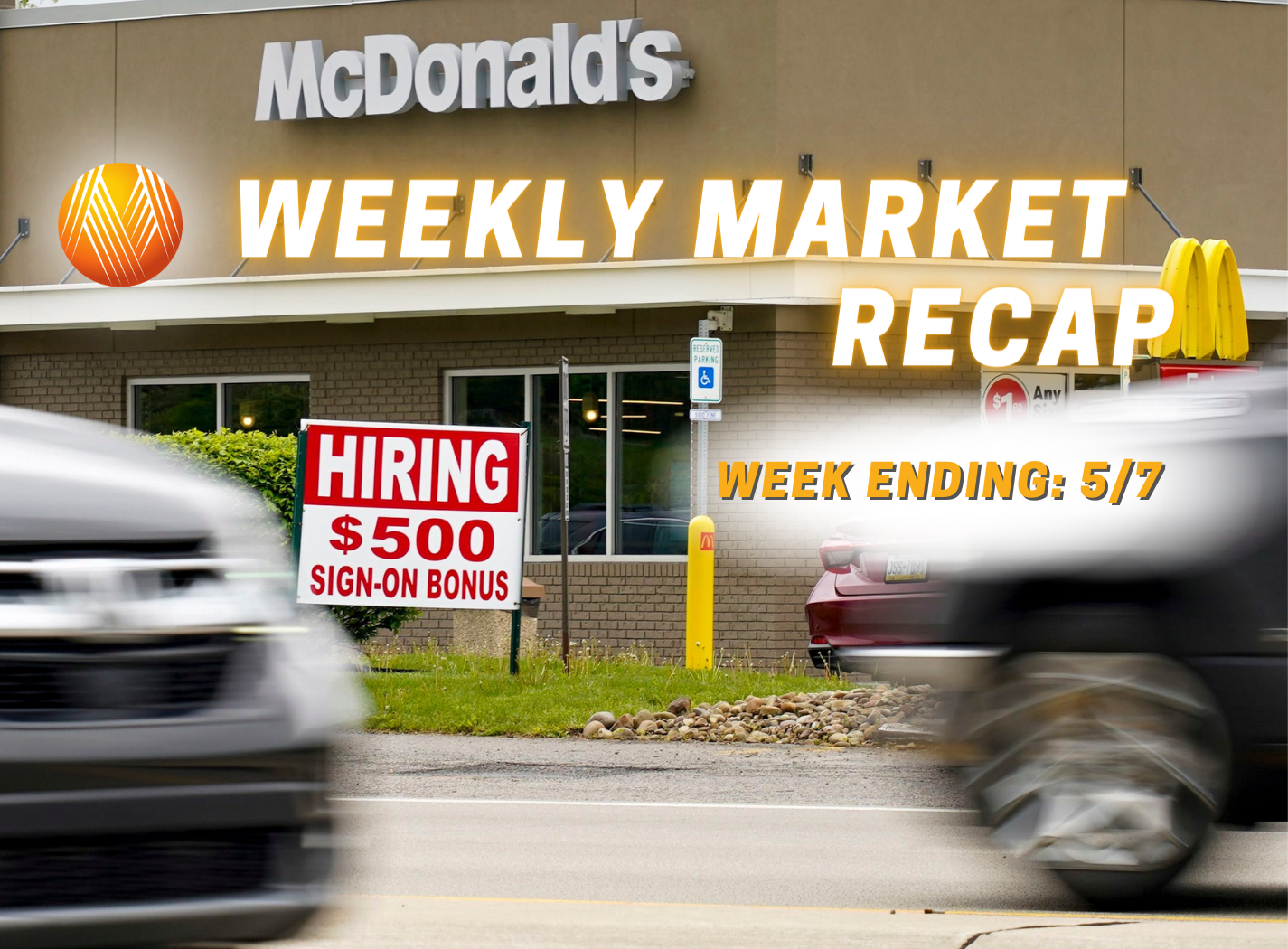 Stocks Mixed Last Week; April Jobs Report Hugely Disappointing Thumbnail