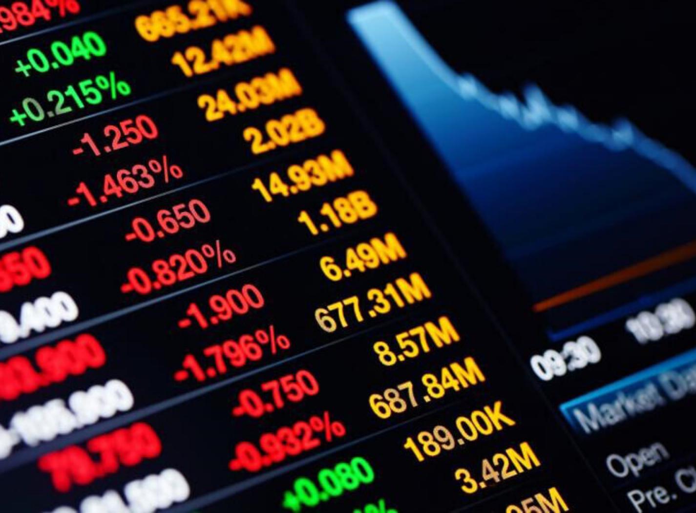Despite a dip in the market, portfolios remain positive Thumbnail