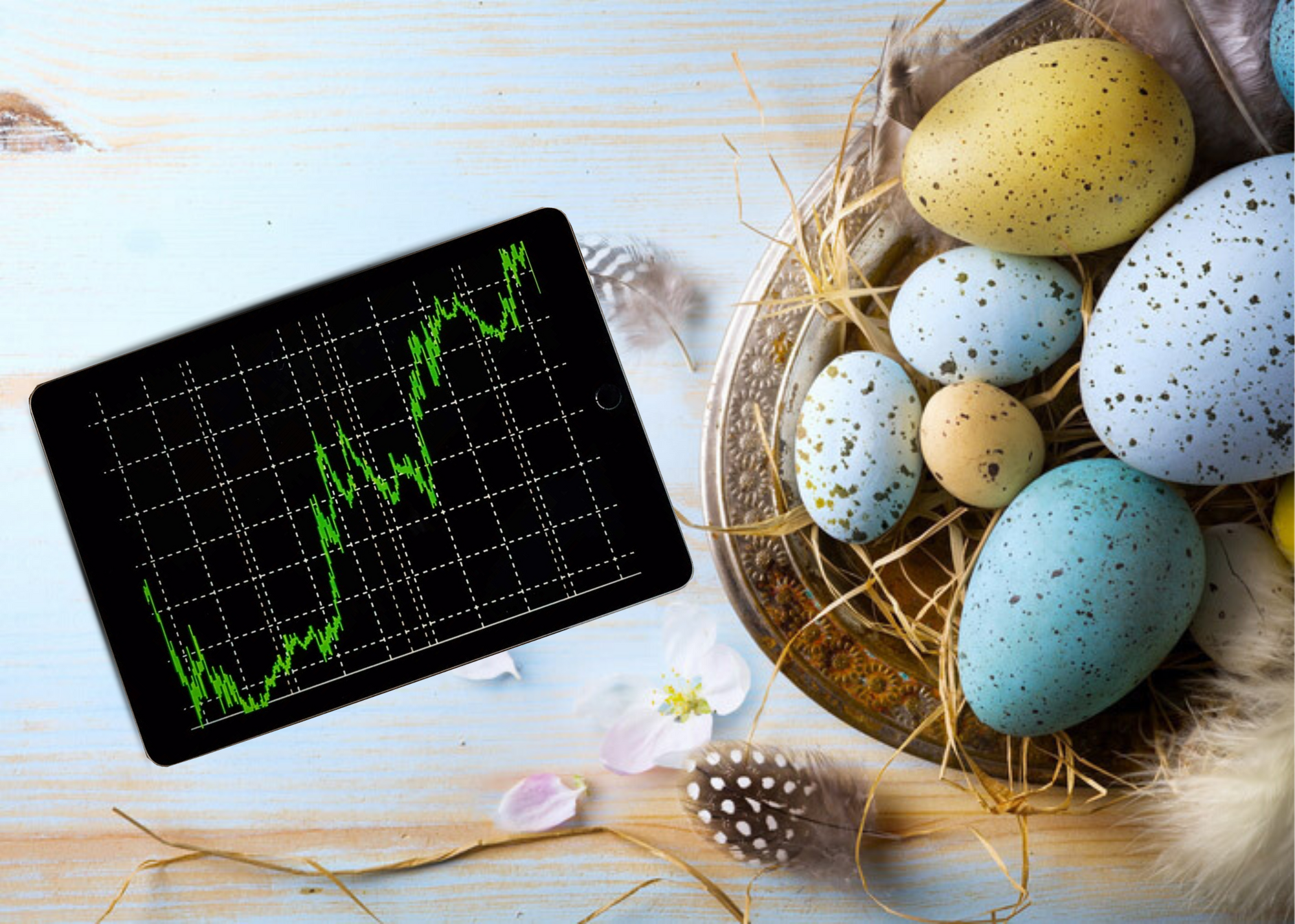 Easter 2020: Best week for the US stock markets in 50 years Thumbnail