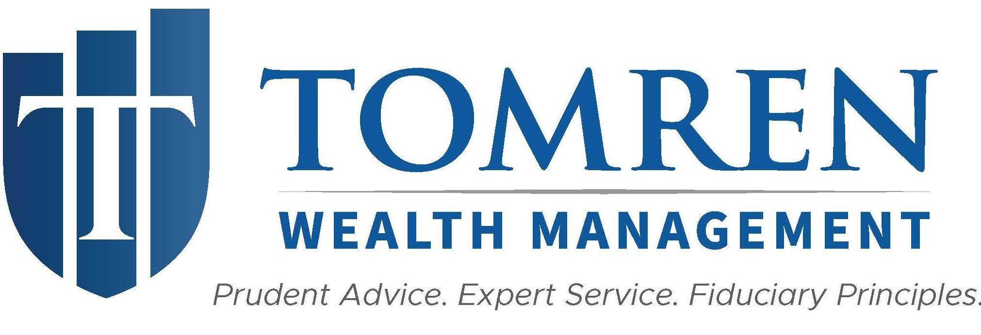 Logo for Tomren Wealth Management