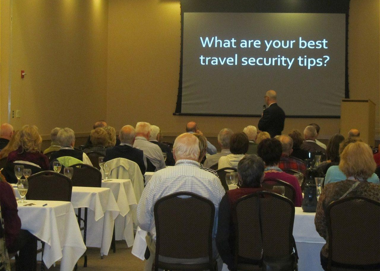 Identity Theft, Personal Safety & Security Workshop Thumbnail