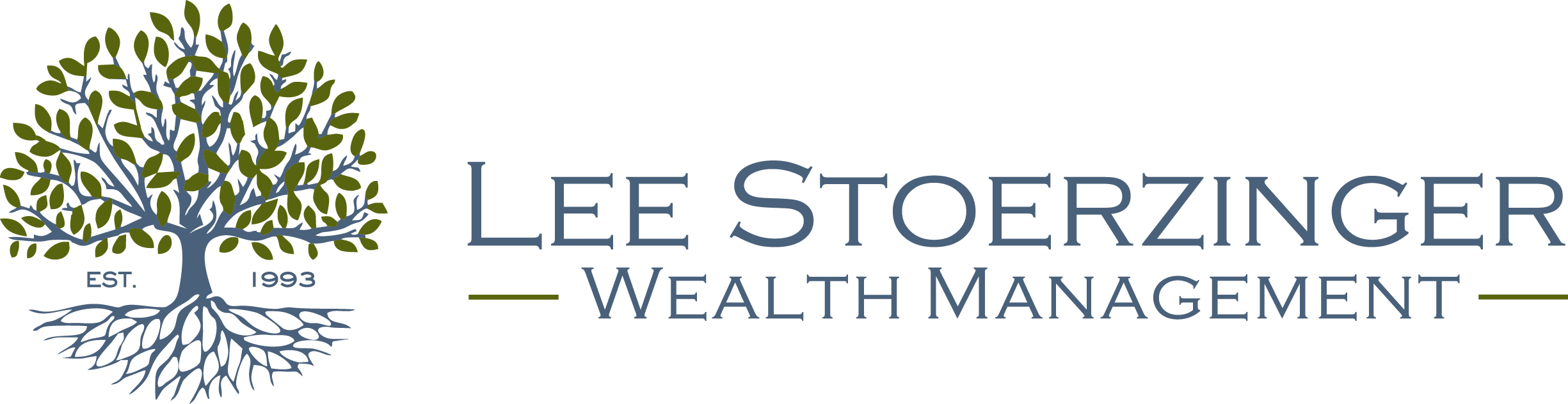Logo for Lee Stoerzinger Wealth Management