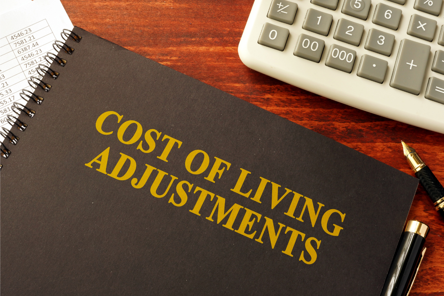 Cost of Living Adjustments for 2021 Thumbnail