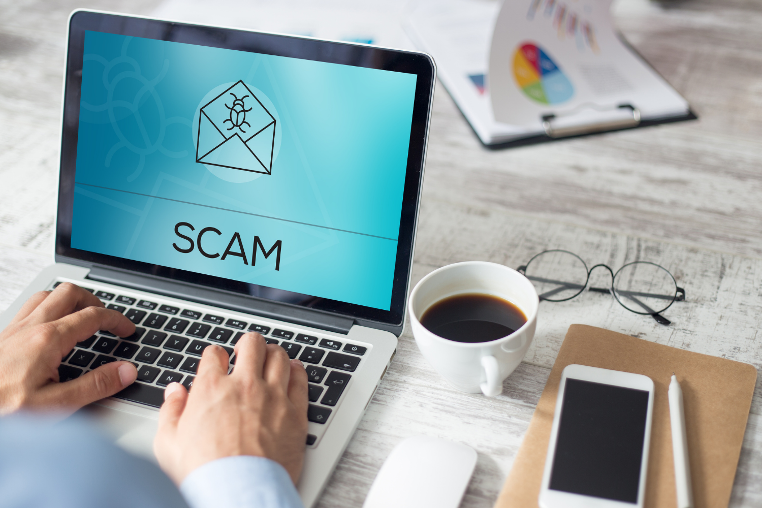 Protect Yourself From Common Financial Scams Thumbnail