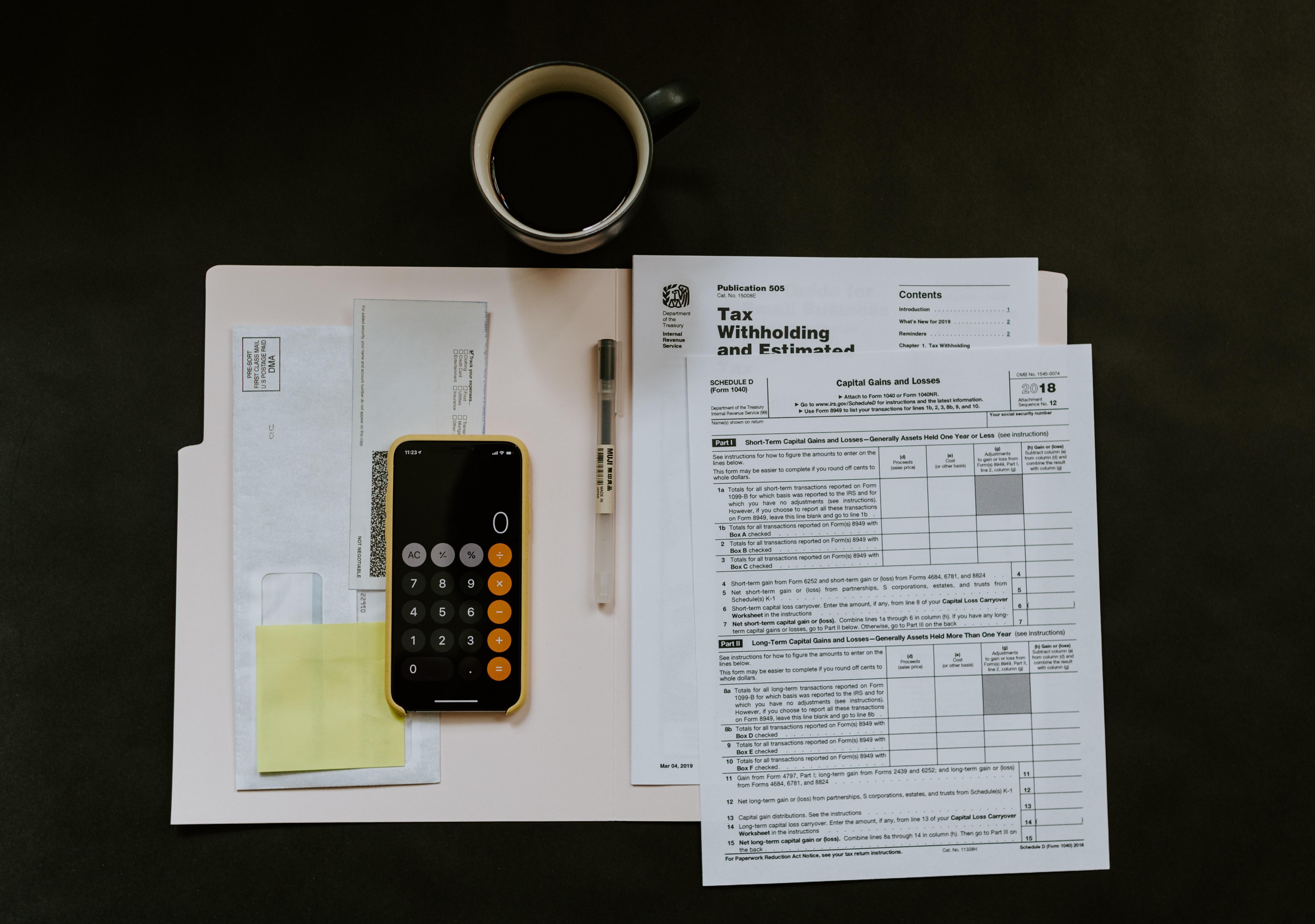 Tax Guide - A Brief Look at Capital Gains  Thumbnail
