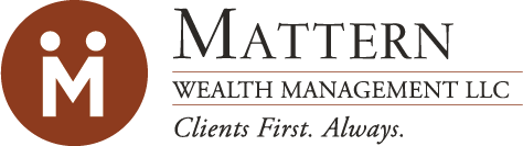 Logo for Mattern Wealth Management