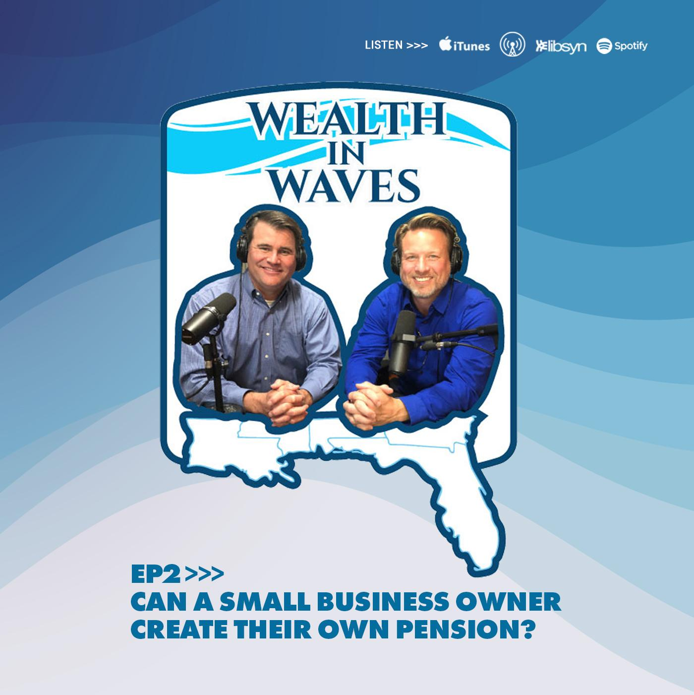 Can a Small Business Owner create their own Pension?  Thumbnail