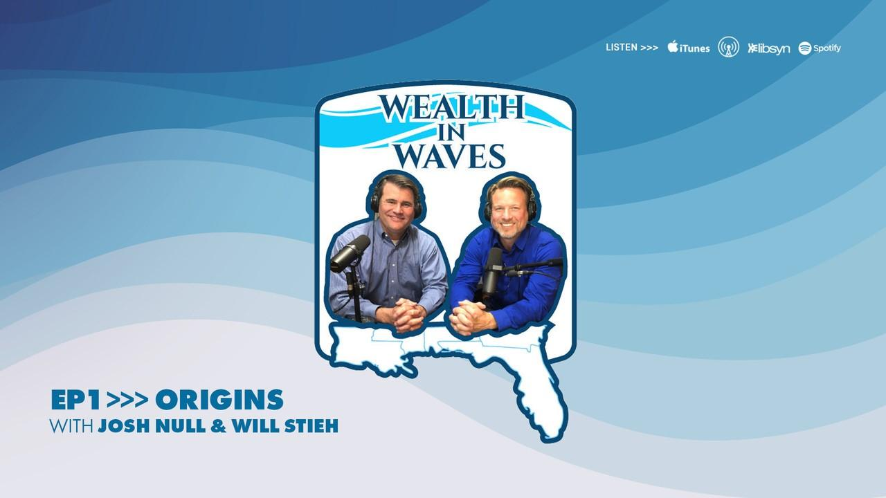 Wealth in Waves Origin Show!  Thumbnail