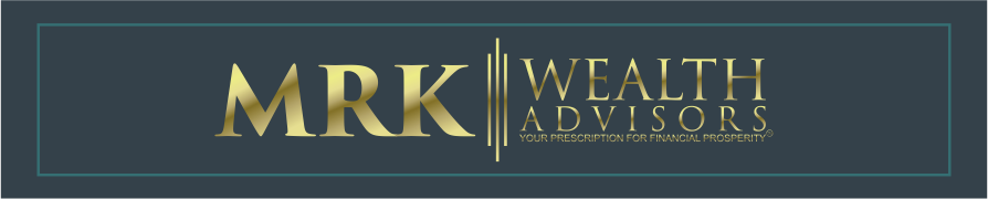 Logo for MRK Wealth Advisors
