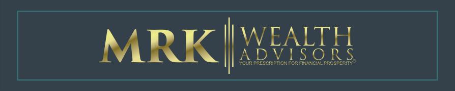 Logo for MRK Wealth Advisors