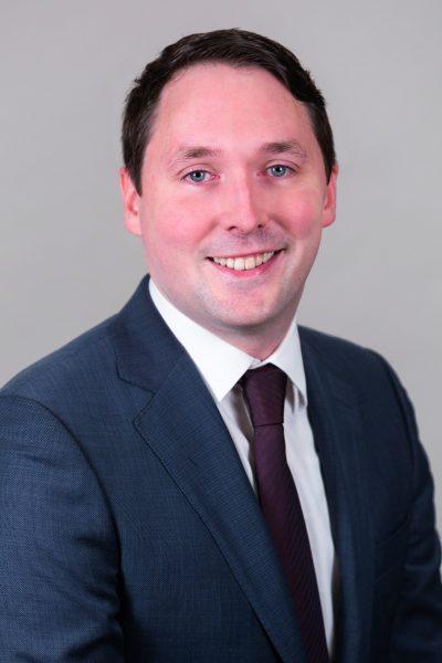Joe Rowek headshot Upper Gwynedd, PA MRK Wealth Advisors
