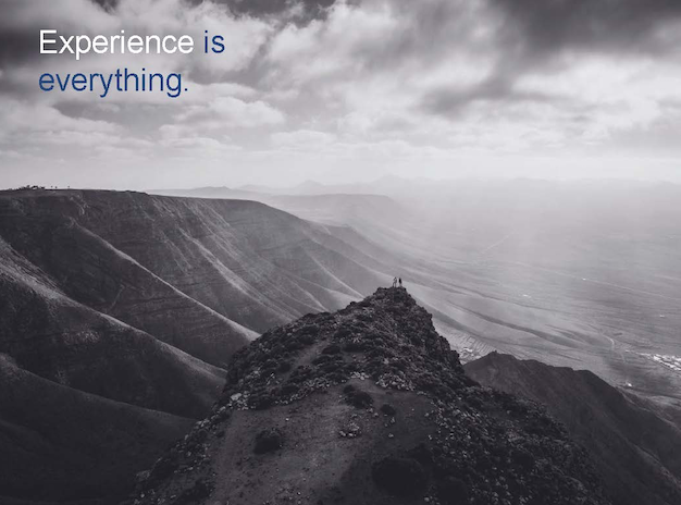Experience Is Everything Brochure - Beacon Hill Private Wealth