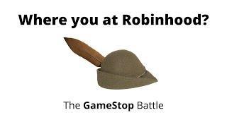 Current Event - Robinhood! Thumbnail