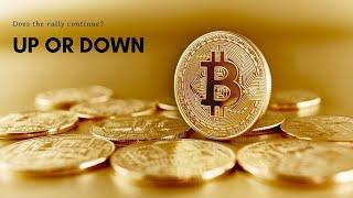 Bitcoin - The Rally Continues Thumbnail