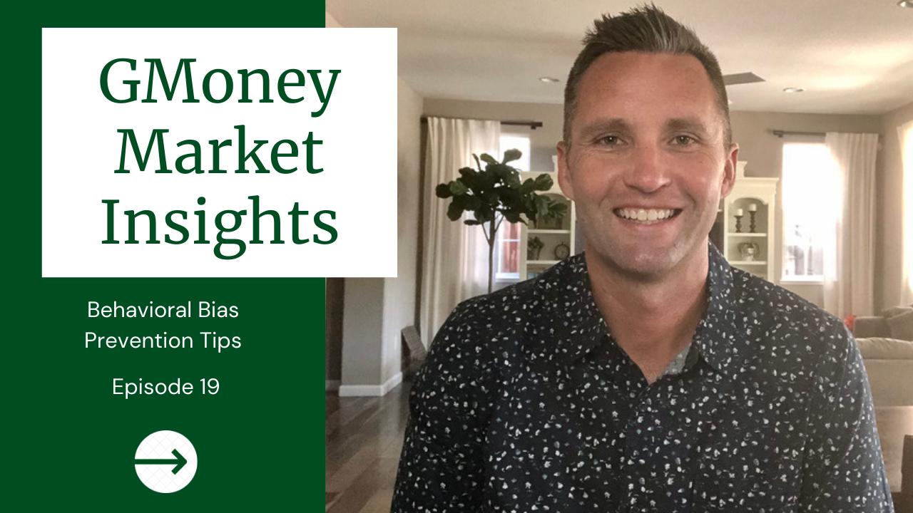 GMoney Market Insights: Behavioral Bias Prevention Tips  Thumbnail