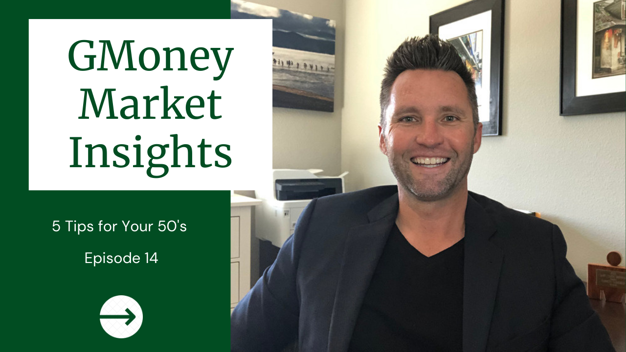 GMoney Market Insights: 5 Tips For Your 50's  Thumbnail