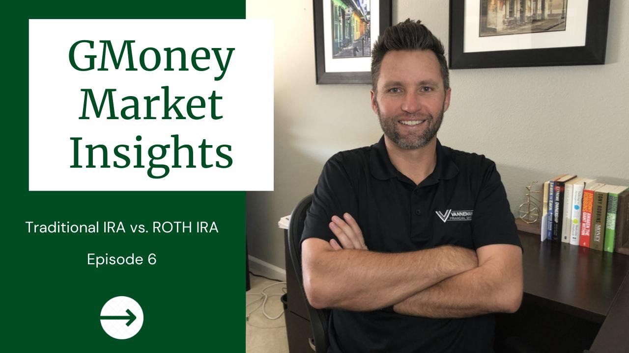 GMoney Market Insights: Traditional IRA vs. ROTH IRA Thumbnail