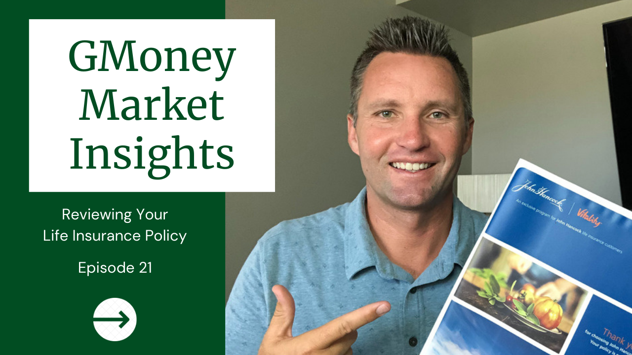 GMoney Market Insights: Reviewing Your Life Insurance Policy Thumbnail
