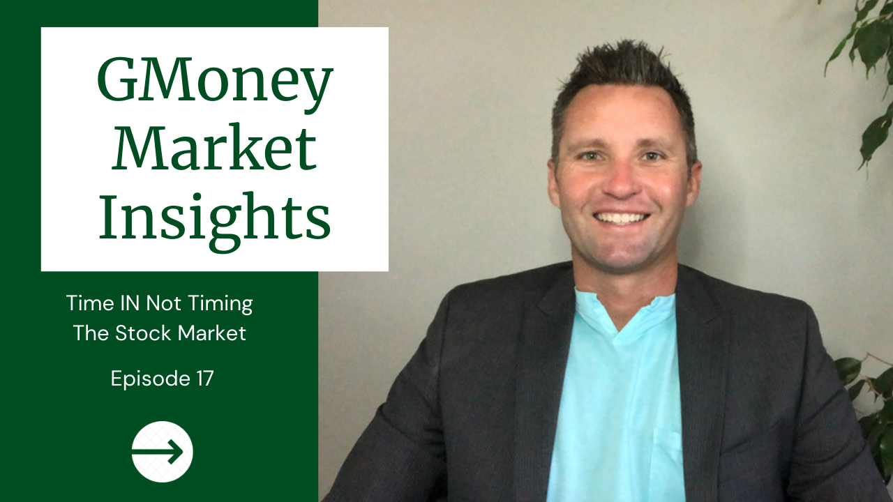 GMoney Market Insights: Time IN Not Timing The Market  Thumbnail