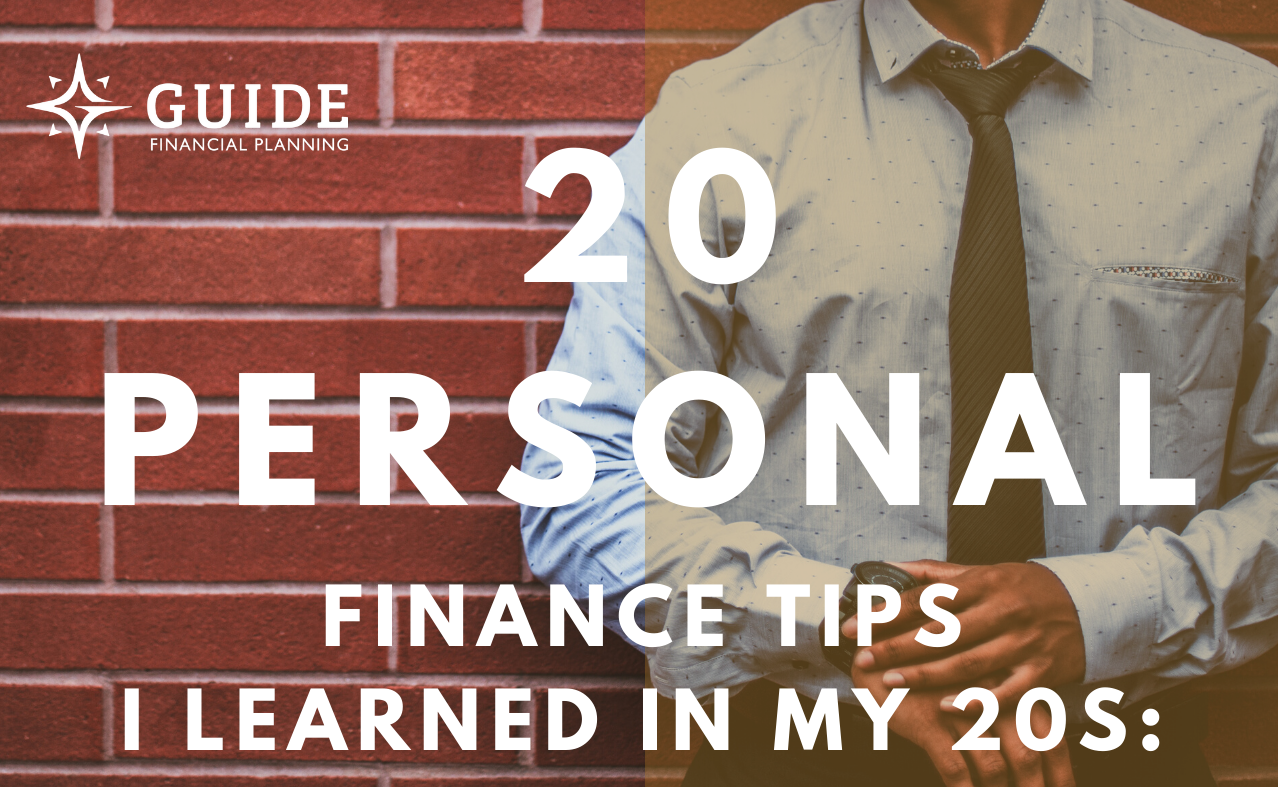 20 Personal Finance Tips I Learned In My 20's Thumbnail