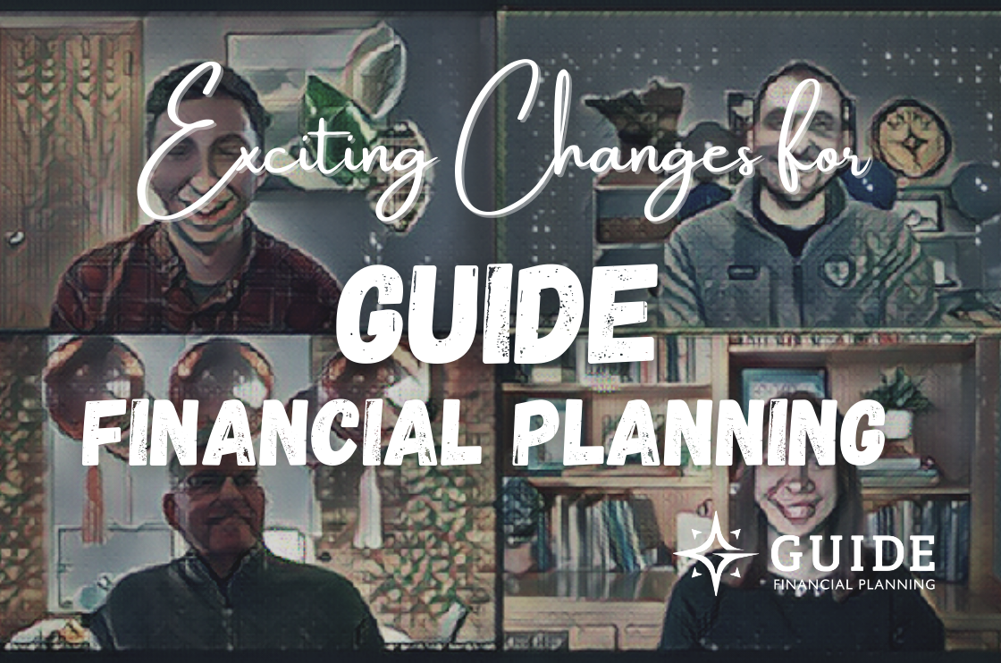 Some Exciting Changes for Guide Financial Planning Thumbnail