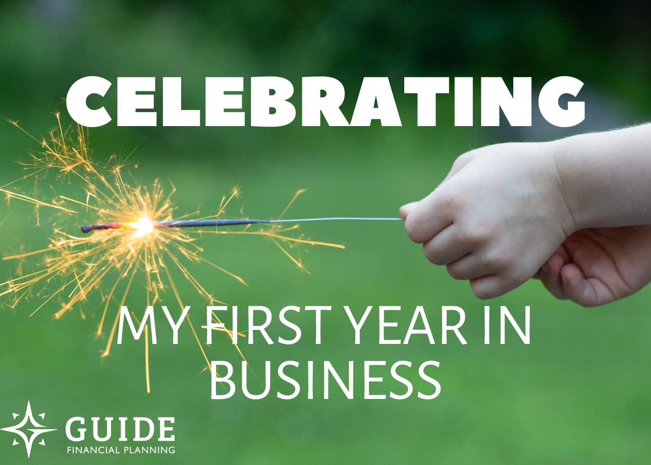 Celebrating My First Year In Business Thumbnail