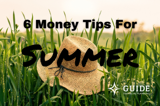 6 Money Tips For The Summer Thumbnail