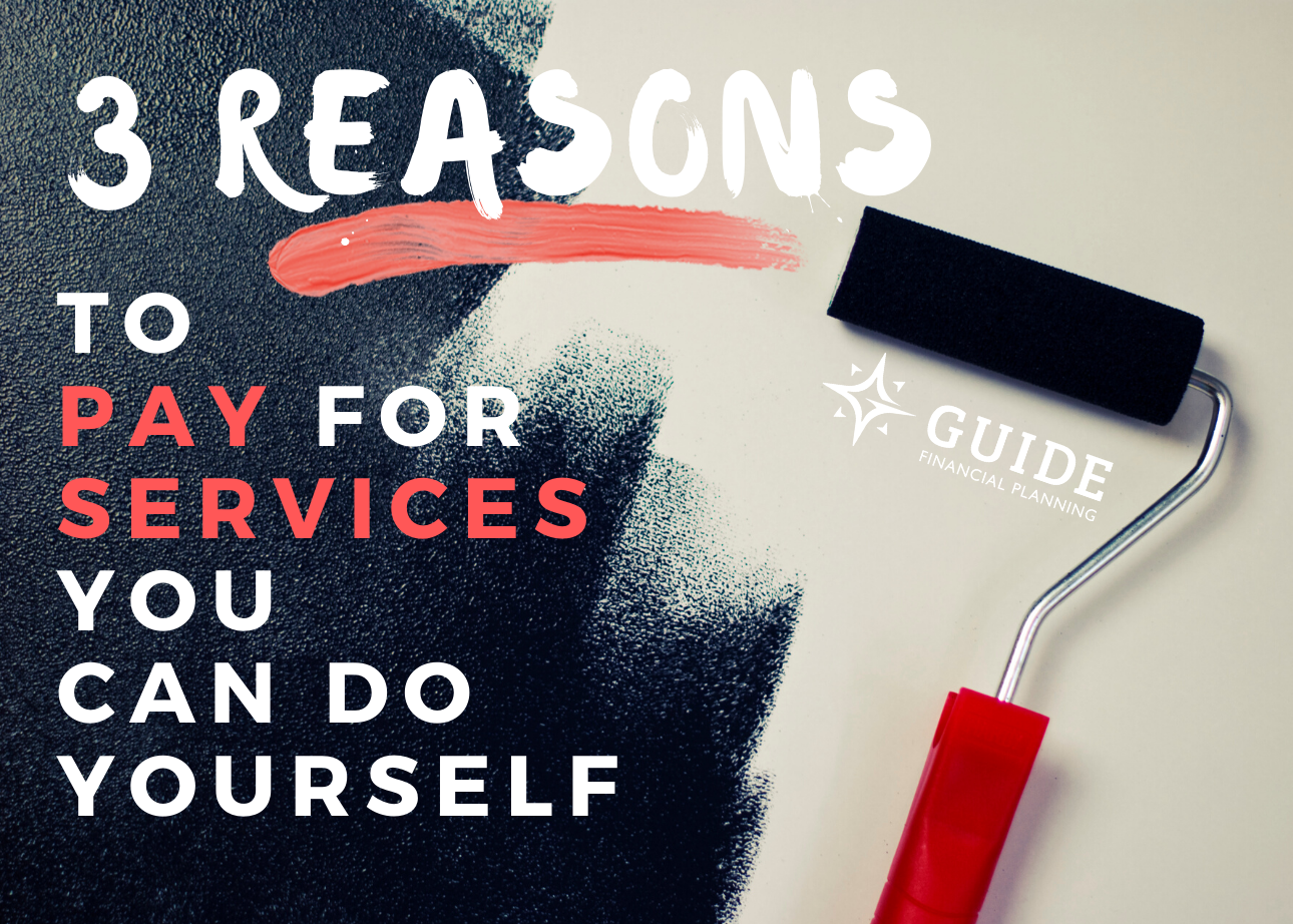 3 Reasons To Pay For Services You Can Do Yourself Thumbnail