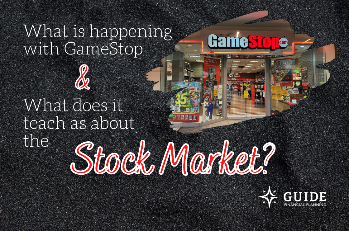 What is Happening With GameStop & What Does it Teach Us About the Stock Market? Thumbnail