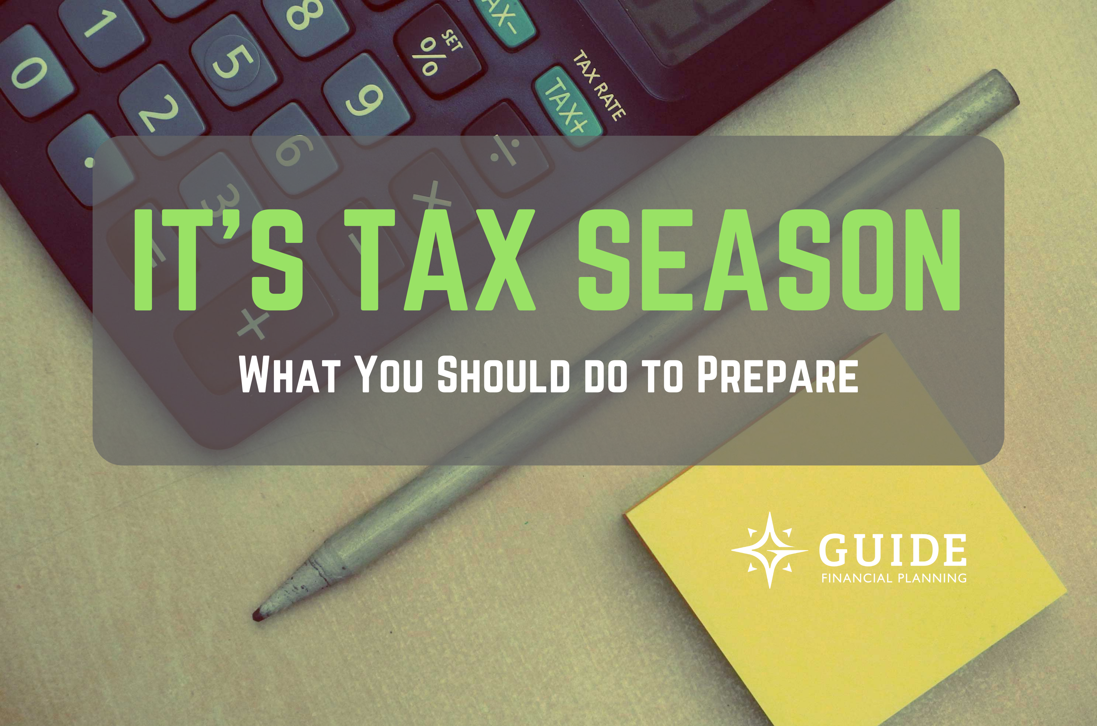It's Tax Season: What You Should Do To Prepare Thumbnail
