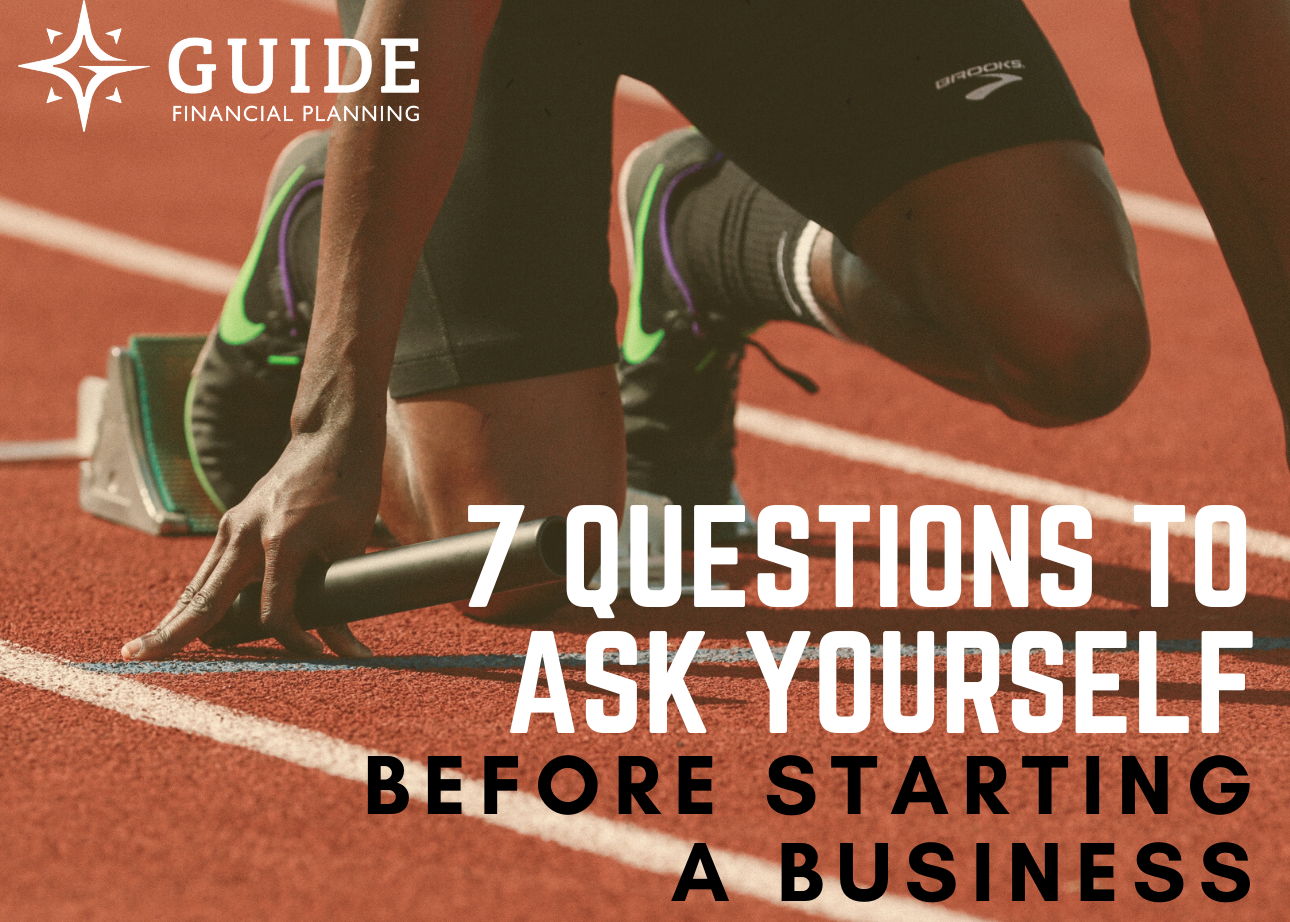 7 Questions to Ask Yourself Before Starting a Business Thumbnail