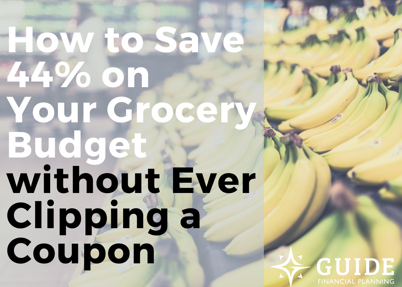 How to Save 44% on Your Grocery Budget without Ever Clipping a Coupon Thumbnail