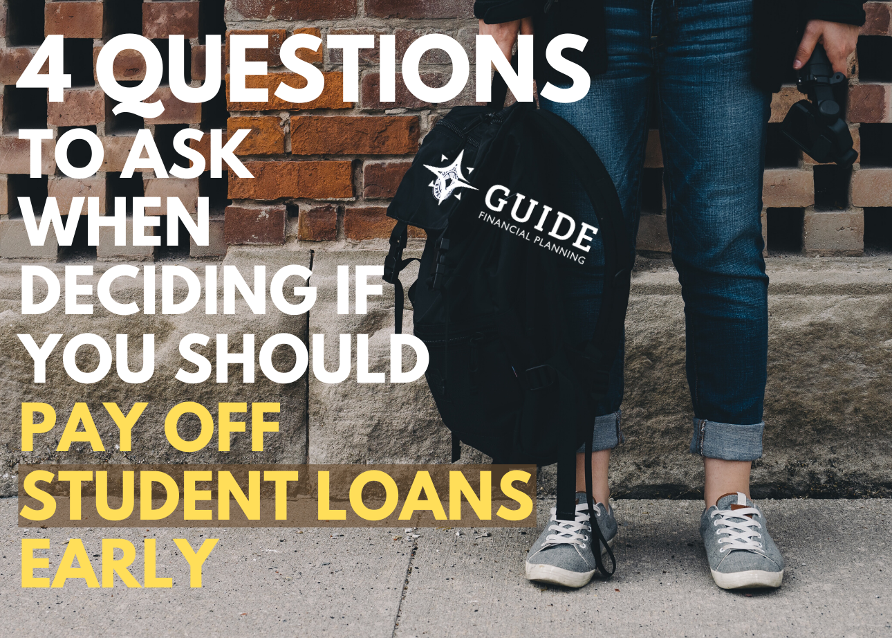 4 Questions To Ask When Deciding If You Should Pay Off Student Loans Early Thumbnail