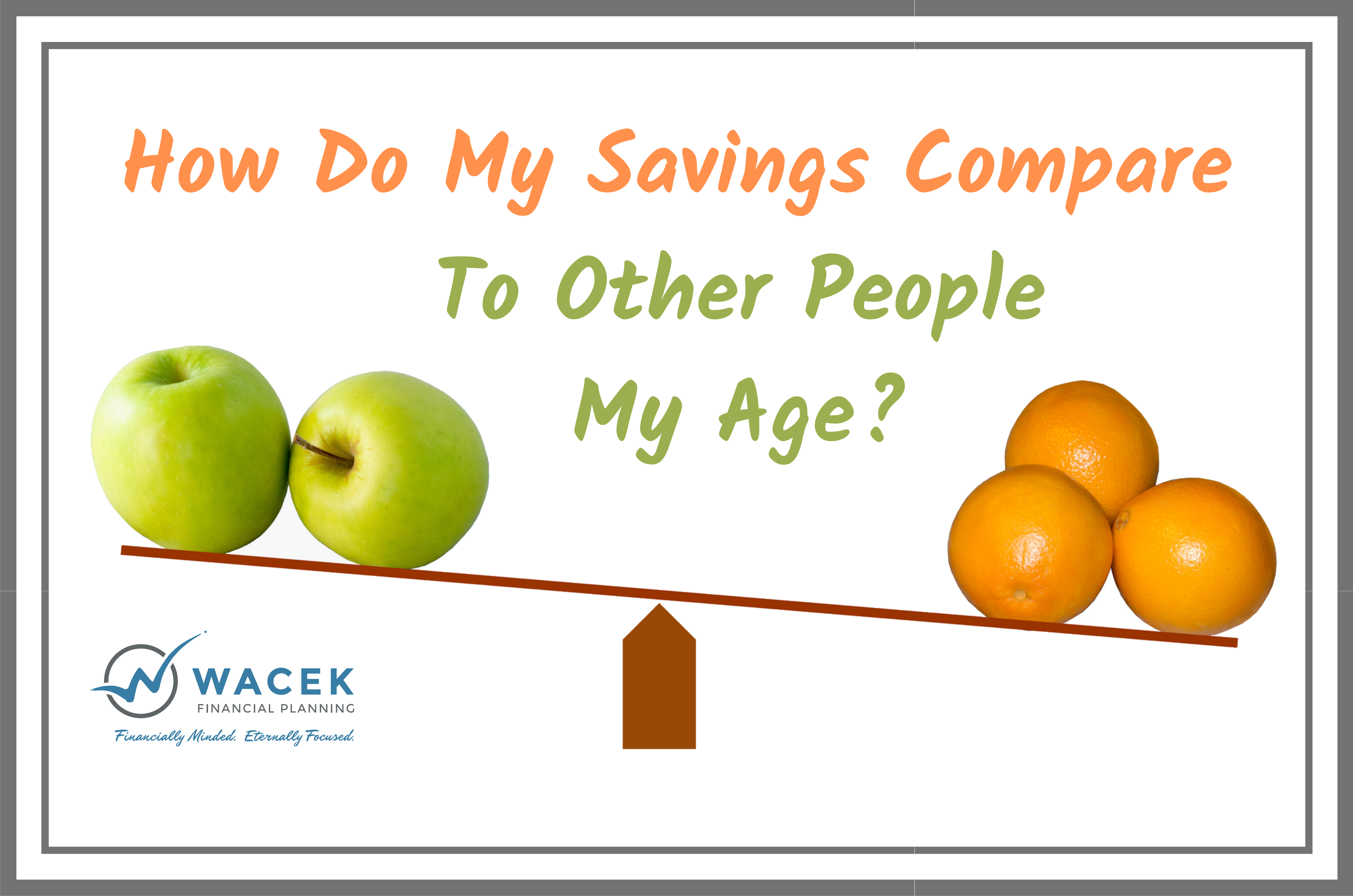 How Do My Savings Compare To Others My Age? Thumbnail