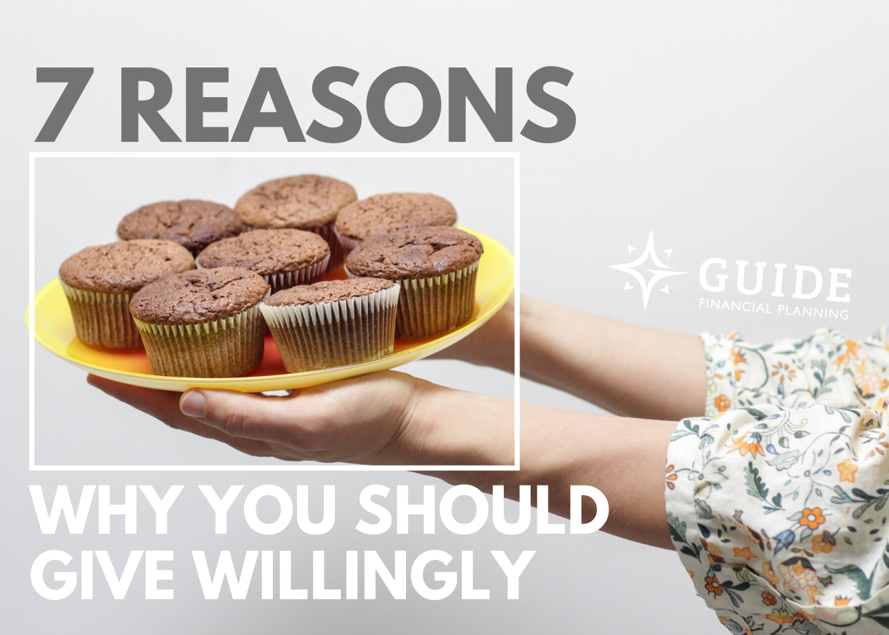 7 Reasons Why You Should Give Willingly Thumbnail