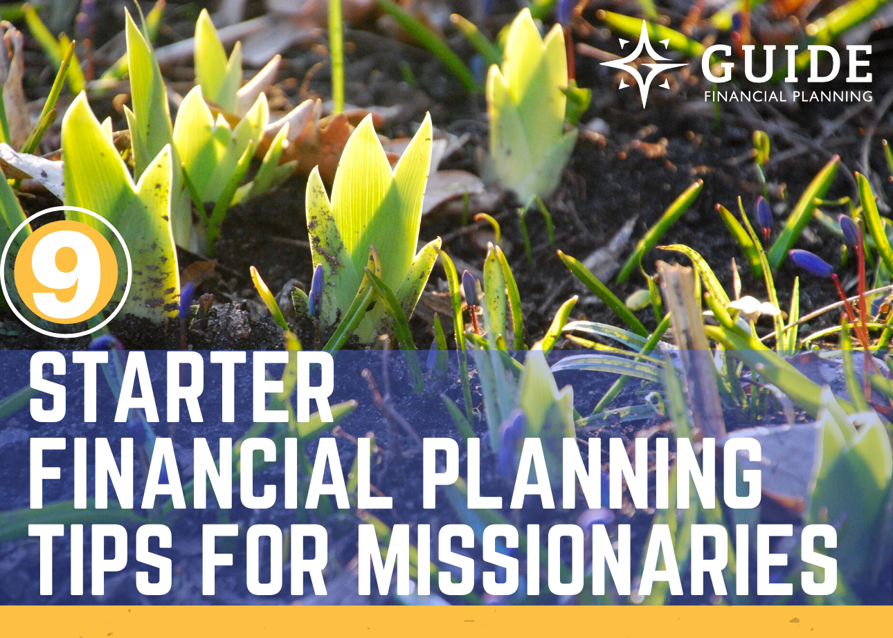 9 Starter Financial Planning Tips for Missionaries Thumbnail