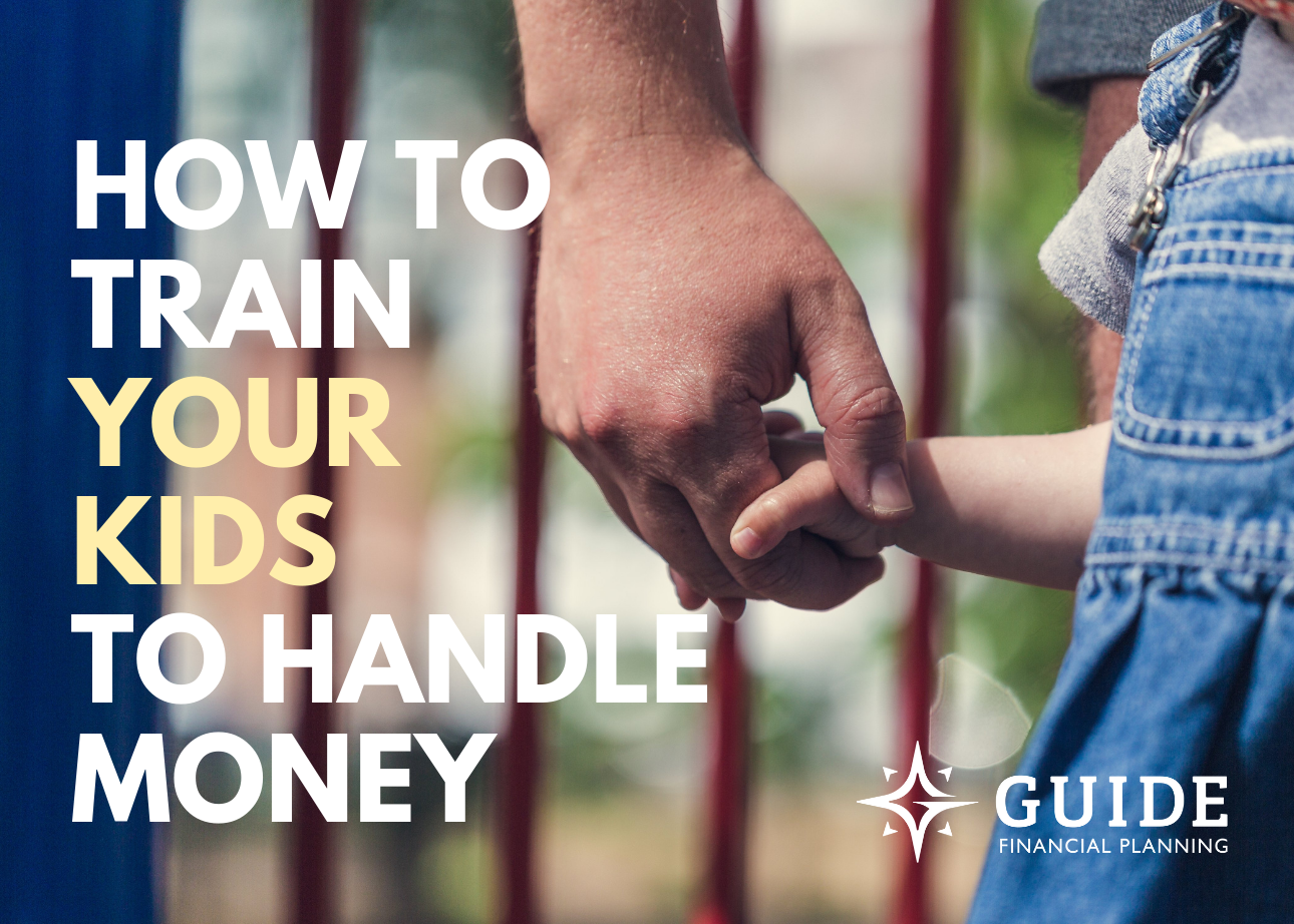 How to Train Your Kids to Handle Money Thumbnail