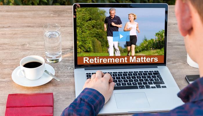 Webinar Replay: Retirement Matters Thumbnail