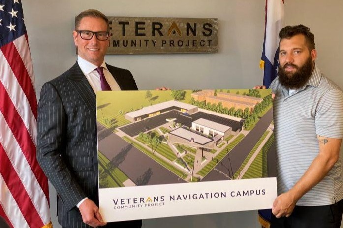 Tiny Homes Make a Huge Difference for Kansas City's Veterans Thumbnail