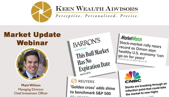 Market Update Webinar With Matt Wilson Thumbnail