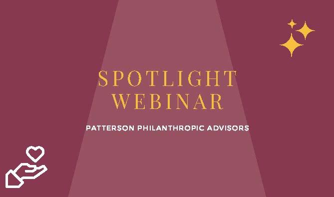 Webinar Replay: The Value of Intentional Philanthropic Planning Thumbnail