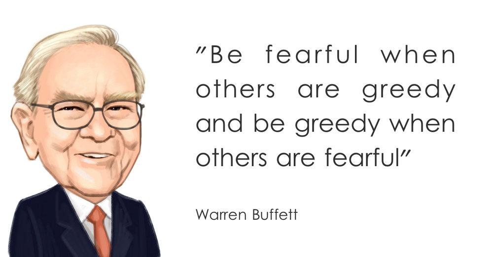 "Being ""Greedy"" When Others Are ""Fearful"" Intentional Actions to Take Advantage of Volatility Thumbnail"
