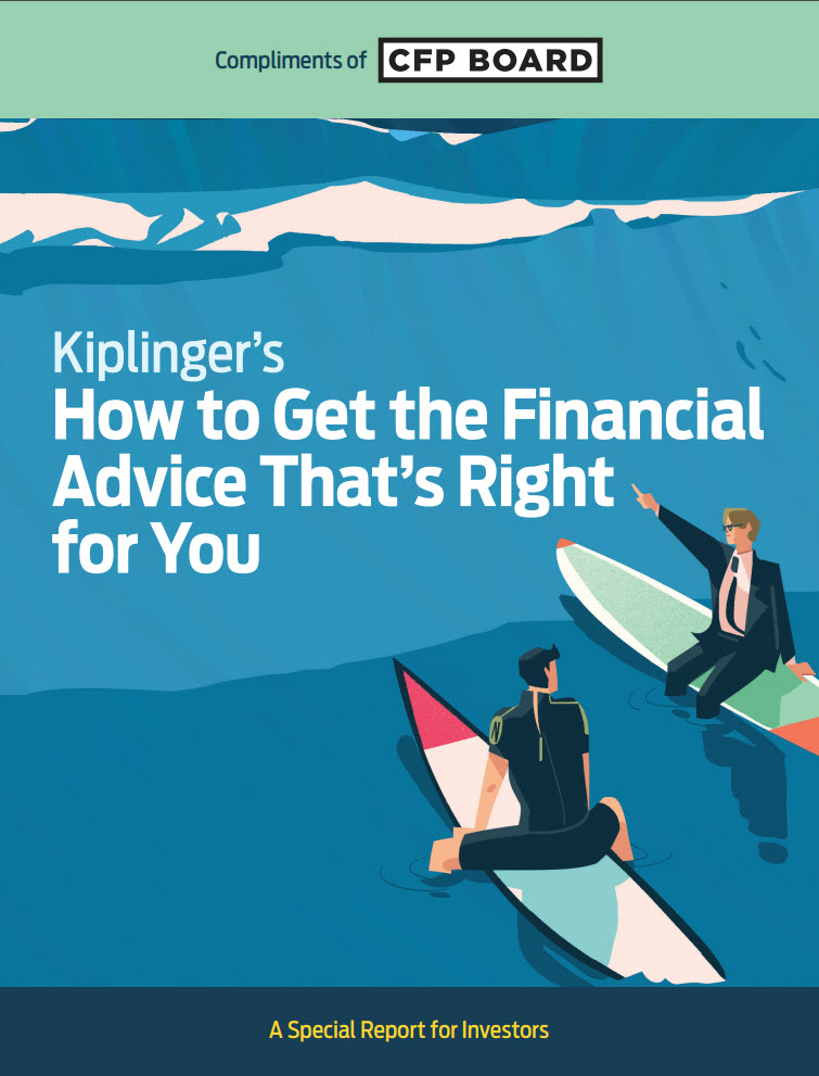 Kiplinger's:Magazine: How to Get the Financial Advice That's Right for You