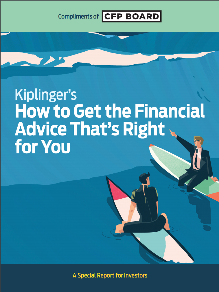 Kiplinger's How to Get the Financial Advice That's Right for You