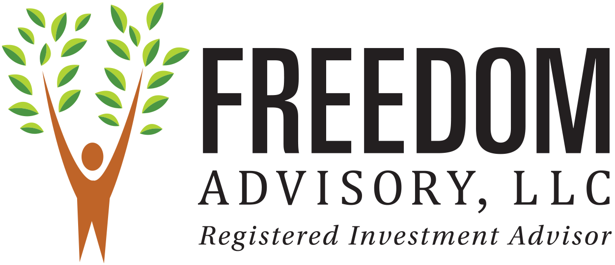 Logo for Freedom Advisory, LLC