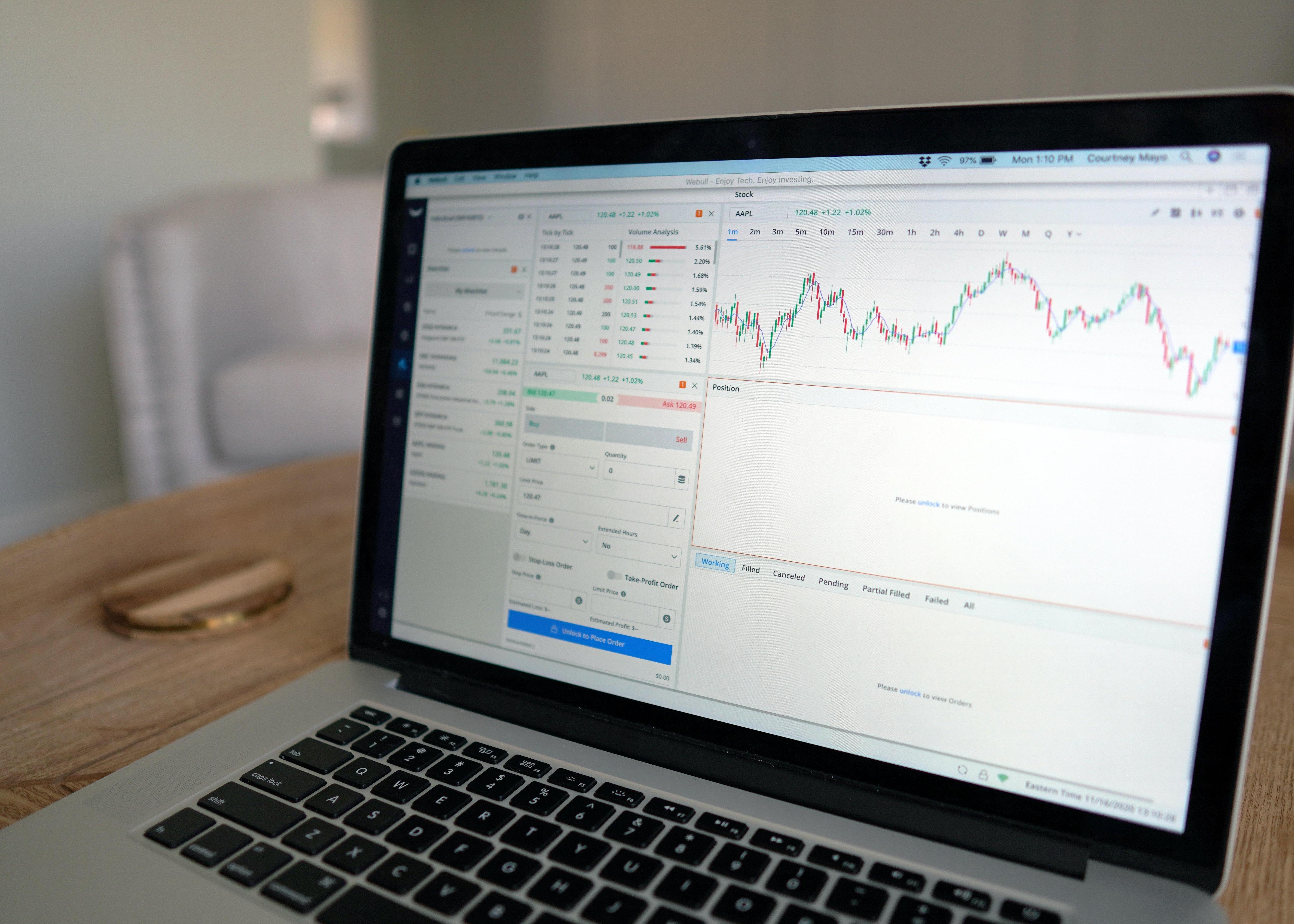 Standard and Poors 500 / Volatility Index Correlation Thumbnail