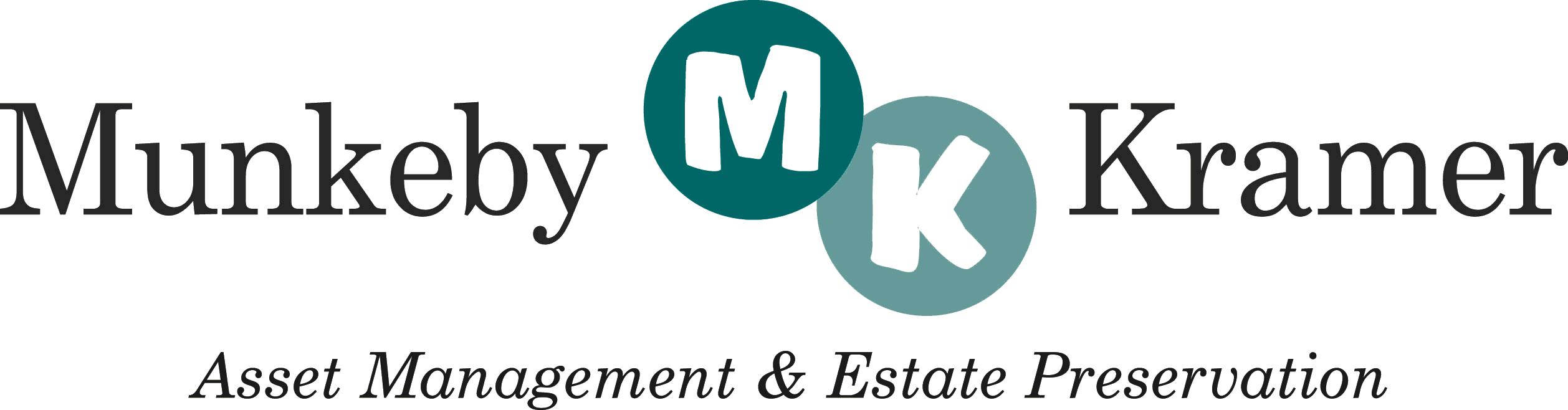 Logo for Munkeby Kramer