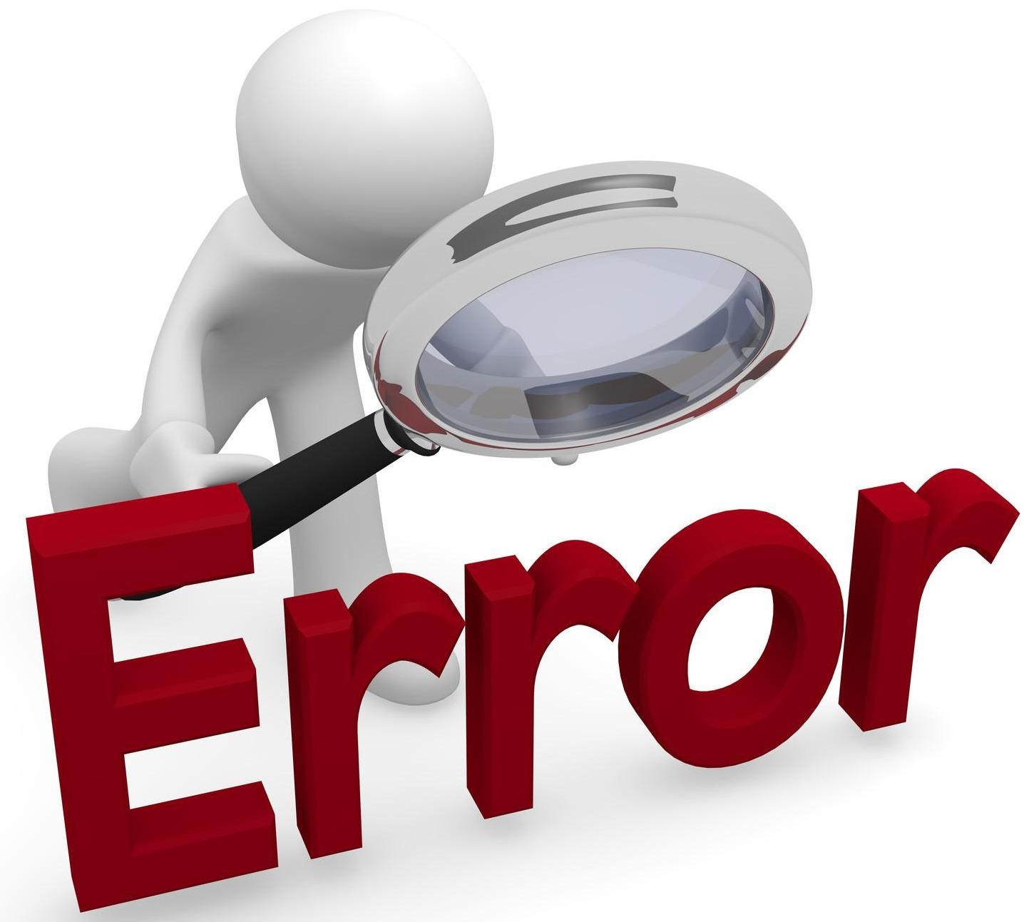 Human Error = Investment Failure ?  Thumbnail